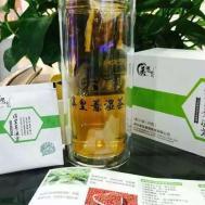 喝溪皇薏湿茶自然好气色好